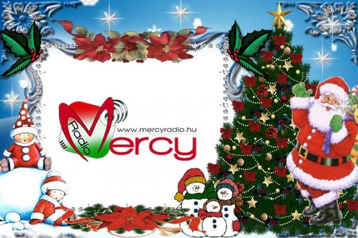 Egész decemberben Karácsonyi Dalok Magyar Rádiója